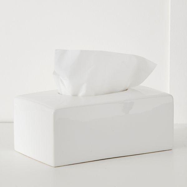 La Salle Tissue Box