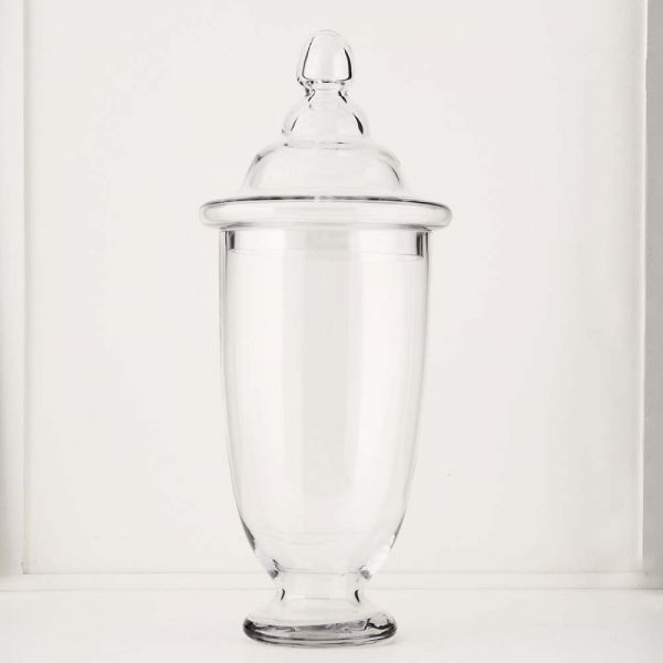 St Piere Footed Jar 47cm