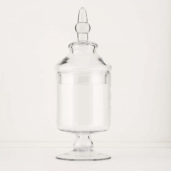 St Piere Footed Jar 36cm